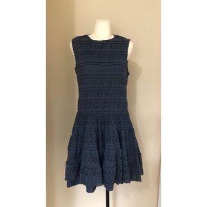 Zara Basic Lace Mini Dress